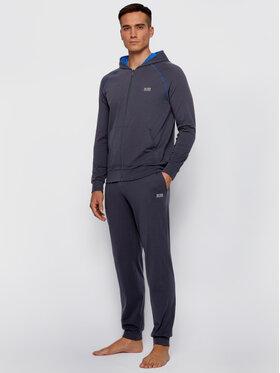 Boss Boss Sweatshirt Mix&Match 50381879 Dunkelblau Regular Fit