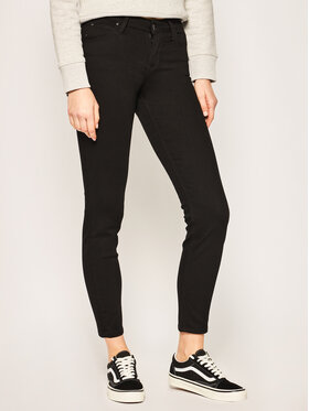 Lee Lee Skinny Fit Jeans Scarlett L526FS47 Schwarz Skinny Fit