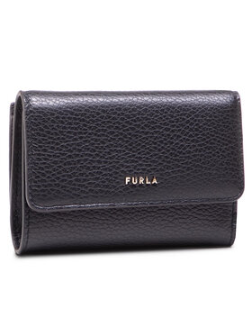 Furla Furla Malá dámska peňaženka Babylon PCZ0UNO-HSF000-O6000-1-007-20-CN-P Čierna