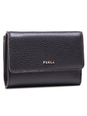 Furla Furla Malá dámská peněženka Babylon PCZ0UNO-HSF000-O6000-1-007-20-CN-P Černá