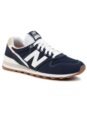 New Balance New Balance Sneakersy WL996WCC Tmavomodrá