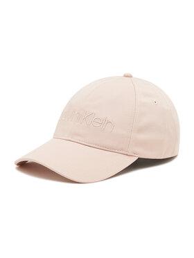 Calvin Klein Calvin Klein Baseball sapka Bb Cap K60K608210 Rózsaszín