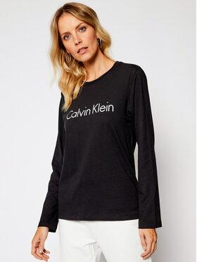 Calvin Klein Underwear Calvin Klein Underwear Bluză 000QS6164E Negru Relaxed Fit