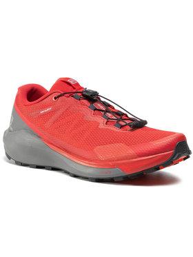 Salomon Salomon Παπούτσια Sense Ride 3 411192 27 V0 Κόκκινο