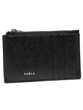 Furla Furla Калъф за кредитни карти Babylon WP00088-B30000-O6000-1-007-20-CN-P Черен