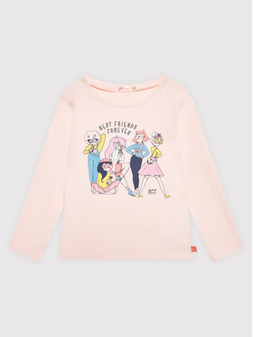 Billieblush Billieblush Bluză U15923 Roz Regular Fit