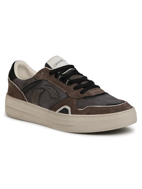 Crime London Crime London Sneakers Low Top Off Court 11108AA3.33 Grigio