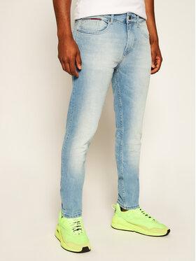 Tommy Jeans Tommy Jeans Slim Fit farmer DM0DM03948 Kék Slim Fit