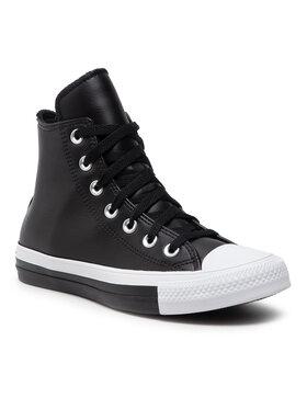 Converse Converse Sneakers aus Stoff Ctas Hi 570314C Schwarz