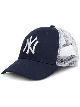 47 Brand 47 Brand Шапка с козирка New York Yankees B-BRANS17CTP-NY Тъмносин