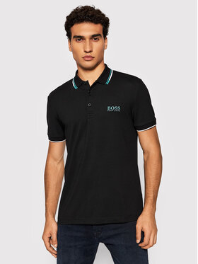 Boss Boss Pólóing Paddy Pro 50430796 Fekete Regular Fit