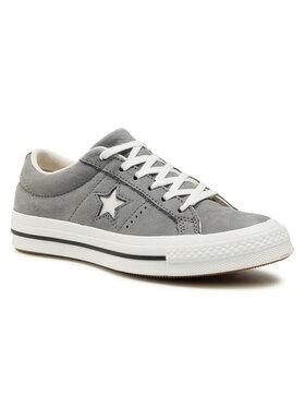 Converse Converse Tenisky One Star Ox 161584C Šedá