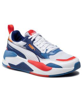 Puma Puma Sneakersy X-Ray 2 Square Jr 374190 06 Biały