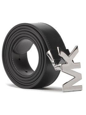 MICHAEL Michael Kors MICHAEL Michael Kors Pánský pásek 34mm Ctfr Mk Buc Blt 39H9LBLY1H Černá