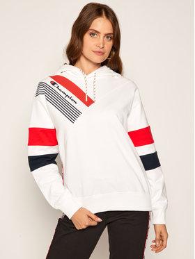 Champion Champion Sweatshirt Graphic 112758 Blanc Custom Fit