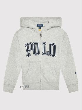 Polo Ralph Lauren Polo Ralph Lauren Bluza 323851028001 Szary Regular Fit