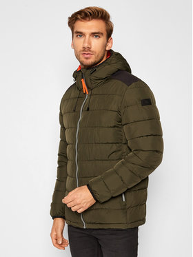 CMP CMP Giubbotto piumino 30K3047 Verde Regular Fit