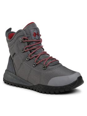 Columbia Columbia Παπούτσια πεζοπορίας Fairbanks Omni-Heat BM2806 Γκρι