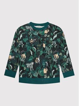Kenzo Kids Kenzo Kids Sweatshirt K25165 Vert Regular Fit