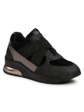 Liu Jo Liu Jo Sneakers Karlie 160 4F0789 EX072 Negru