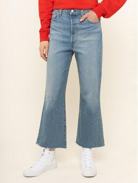 Levi's® Levi's® Jeansy Ribcage Crop Flare 77876-0001 Niebieski Regular Fit