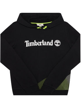Timberland Timberland Felpa T45822 Nero Regular Fit