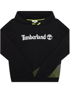 Timberland Timberland Mikina T45822 Čierna Regular Fit