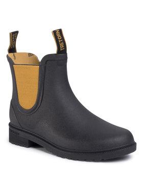 Tretorn Tretorn Gumene čizme Chelsea Classic 473370 Crna
