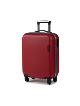 Wittchen Wittchen Mali tvrdi kofer 56-3-610-30 Crvena