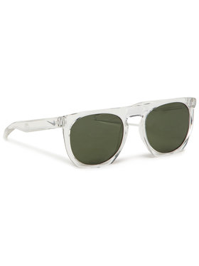Nike Nike Okulary przeciwsłoneczne Flatspot EV0923 903 Biały