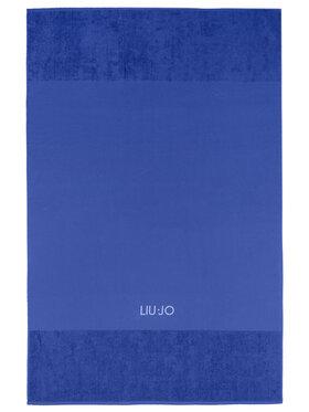 Liu Jo Beachwear Liu Jo Beachwear Ręcznik V19111 T9891 Granatowy