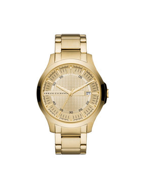 Armani Exchange Armani Exchange Montre Hampton AX2415 Or