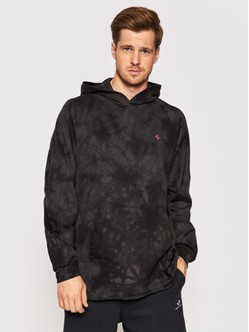 Converse Converse Sweatshirt Marble 10021488-A02 Noir Loose Fit