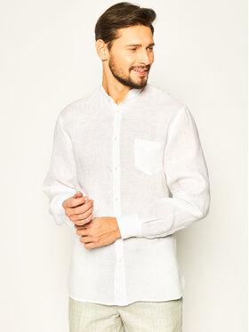 Trussardi Jeans Trussardi Jeans Camicia 52C00141 Bianco Close Fit