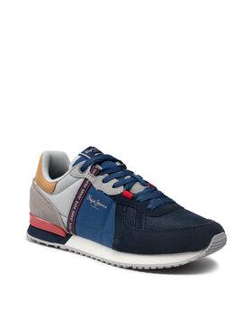 Pepe Jeans Pepe Jeans Sneakers Tinker Zero Tape PMS30772 Bleu marine