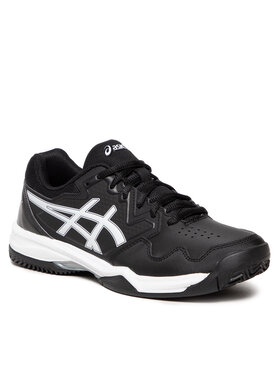 Asics Asics Chaussures Gel-Dedicate 7 Clay 1041A224 Noir