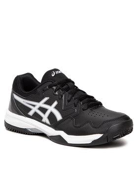 Asics Asics Schuhe Gel-Dedicate 7 Clay 1041A224 Schwarz