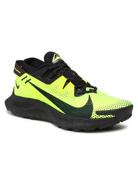 Nike Nike Cipő Pegasus Trail 2 DA4665 700 Sárga