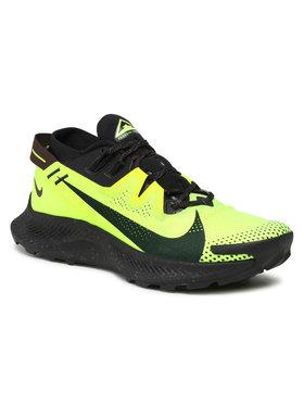 Nike Nike Παπούτσια Pegasus Trail 2 DA4665 700 Κίτρινο