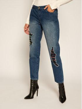 My Twin My Twin Regular Fit Jeans 202MP2464 Dunkelblau Regular Fit