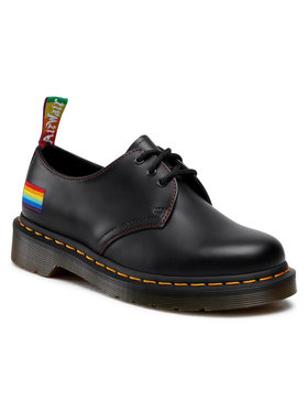 Dr. Martens Dr. Martens Glany 1461 For Pride Czarny