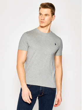 Polo Ralph Lauren Polo Ralph Lauren T-Shirt Bsr 710680785 Grau Custom Slim Fit