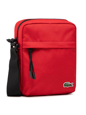 Lacoste Lacoste Sacoche Vertical Camera Bag NH2102NE Rouge