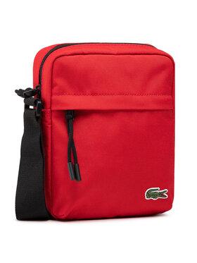 Lacoste Lacoste Saszetka Vertical Camera Bag NH2102NE Czerwony