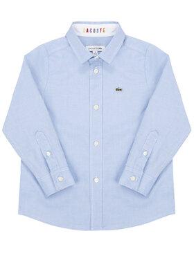 Lacoste Lacoste Koszula CJ8077 Niebieski Regular Fit