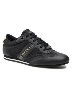 Boss Boss Sneakersy Lighter 50370438 10199225 01 Czarny