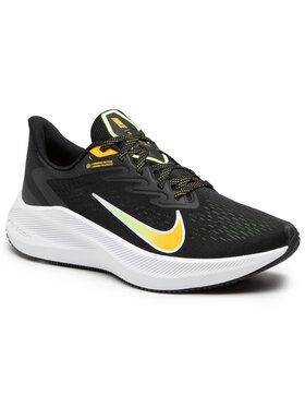 Nike Nike Topánky Zoom Winflo 7 CJ0291 007 Čierna