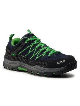 CMP CMP Scarpe da trekking Kids Rigel Low Trekking Shoes Wp 3Q13244J Blu scuro