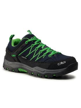 CMP CMP Turistiniai batai Kids Rigel Low Trekking Shoes Wp 3Q13244J Tamsiai mėlyna