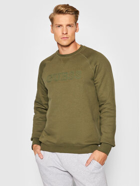 Guess Guess Sweatshirt U1YA02 K9V31 Vert Regular Fit